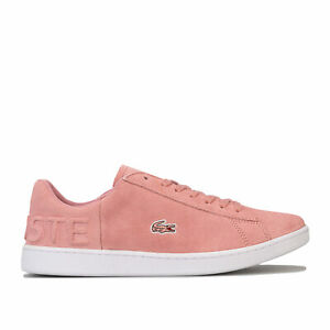 Womens Lacoste Carnaby Evo Suede