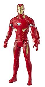 NEW-Marvel-Avengers-Titan-Hero-Series-Iron-Man-12-034-Scale-Action-Figure-NIB