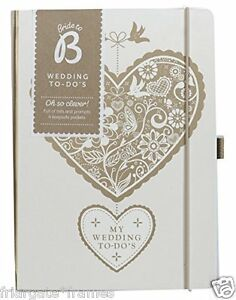 KTWO-Wedding-Planner-Busy-B-Book-Diary-Organiser-Journal-Engagement-Gift