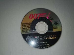 jeu nintendo gamecube juste le disque 007 QUITTE OU DOUBLE