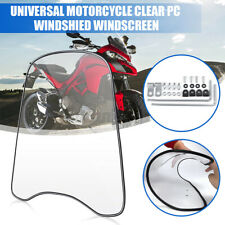 Color : Iridium Motorcycle Windshield Deflector Leifeng Tower Professional level Moto Plastic Windscreen Wind Shield Windshields Wind Screen for SUZUKI SV400 SV650 1999 2000 2001 2002 protection