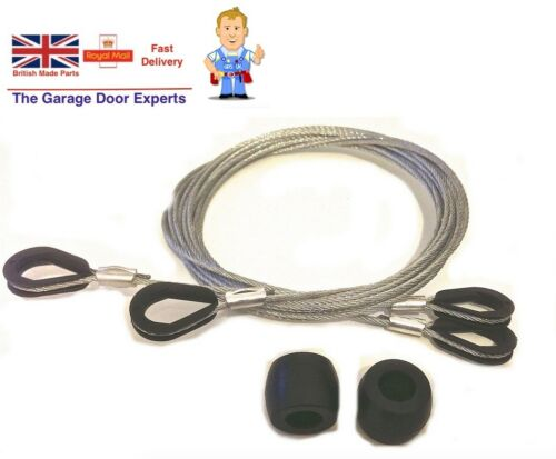 Garador Westland Catnic Mk3c Mk2 Mk1 S//S Garage Door Spring Box Cables spares