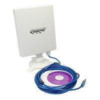 Kasens N9600 802.11 B/G/N 6600MW 150Mbps USB Wireless Wifi Adapter 80dbi Antenna