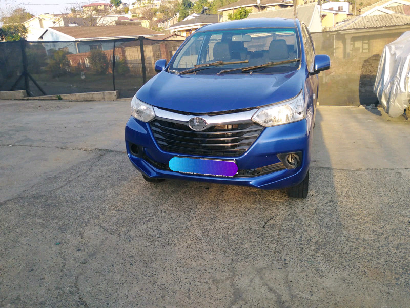 Toyota Avanza 1.5, Stripping for Spares