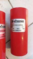 Hi Voltage Components Energy Storage Capacitor Can 5l16 25b 25 Kvdc 05 Mfd