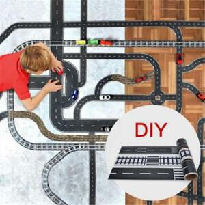 Children-Car-Road-Adhesive-Tape-Playroom-Floor-Sticker-Removable-Track-Toys-CO