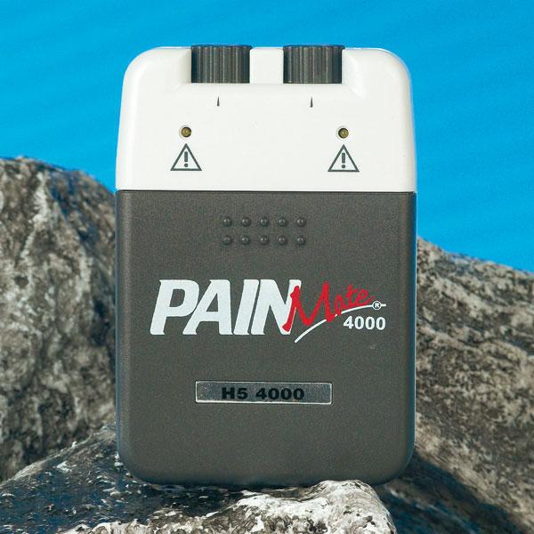 Painmate Painmate Painmate H5 4000 - 2 Kanal E.M.S. Analog elektrischer muskelstimulator EMS-Gerät 0b13c1