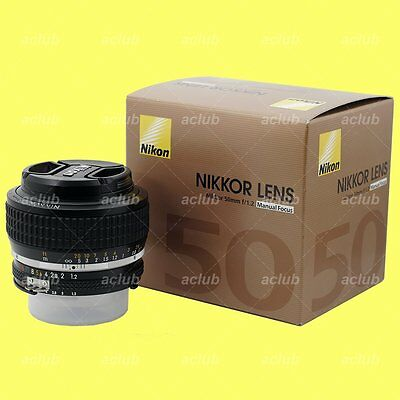 Nikon AI-s 50mm f/1.2 Lens AiS Nikkor 50 mm f1.2 Manual Focus + 7 Year Warranty