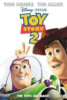 Toy Story 2 Movie Poster Print : 11 X 17 Inches - Walt Disney