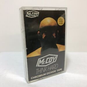 John-McCoy-Think-Hard-Chromium-Dioxide-Cassette-Tape-Attic-Mausoleum-CrO2-1984
