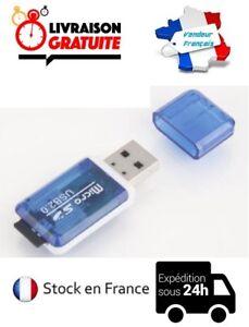 ADAPTATEUR-LECTEUR-CLE-CARTE-MICRO-SD-NEUF-USB-2-0-480MBPS