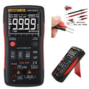 ANENG-Q1-True-RMS-9999-Counts-Amperimetro-Digital-Voltimetro-Multimetro-Tester