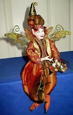 Winward Winged Butterfly Jester Gypsy Russian Fortune Teller Merlin Flying Fairy