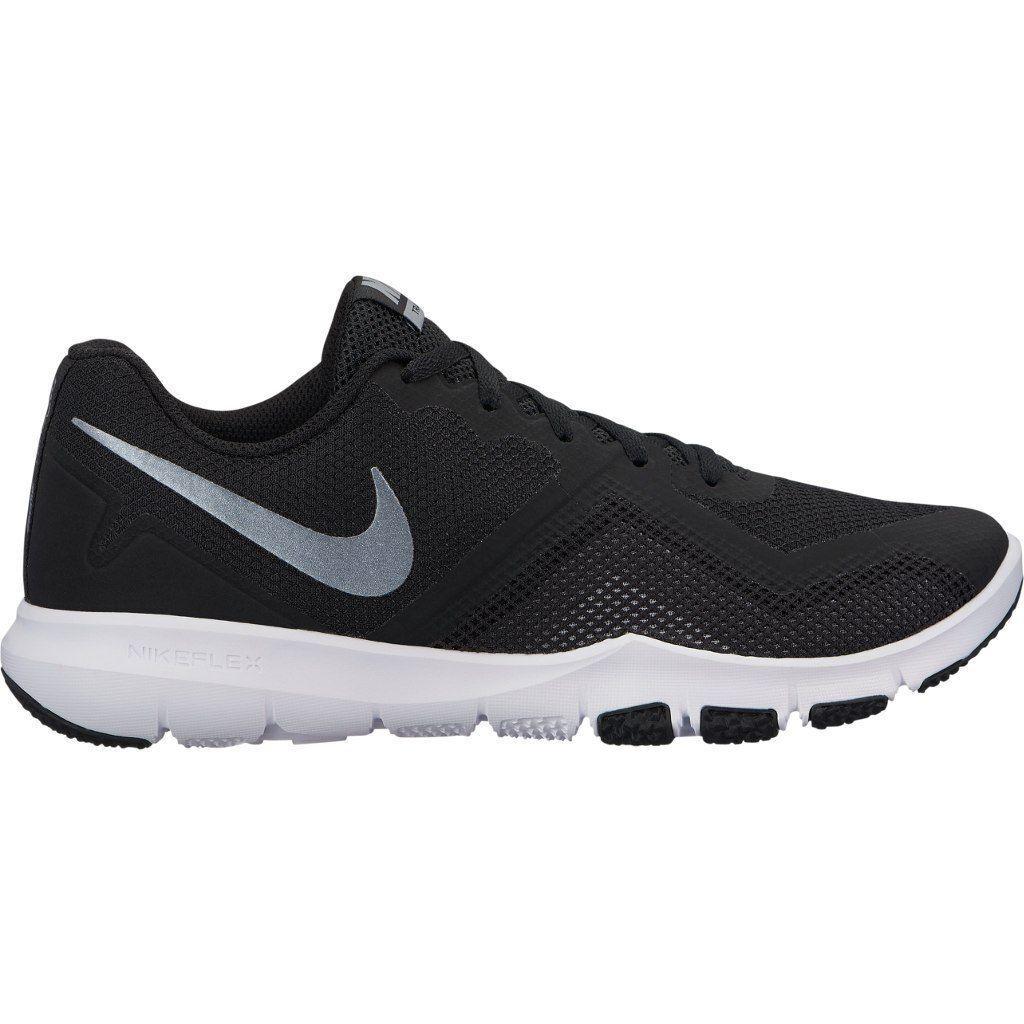 Nike Flex Control II Black Metallic Cool Grey-Cool Grey (924204 010) SZ 10