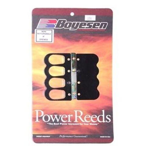 NIB Johnson Evinrude 35-40-45-48-50 Reed Kit Boyesen 2 Cylinder Leaf Valve B124