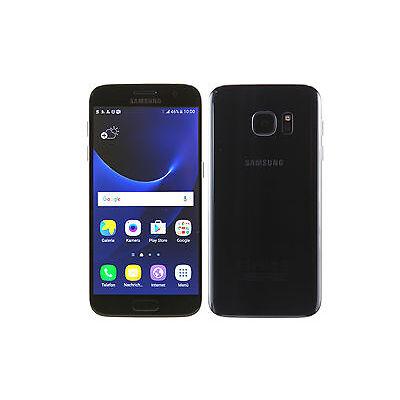 Samsung Galaxy S7 G930F 32GB Schwarz (Ohne Simlock) - Top Zustand - AKTION