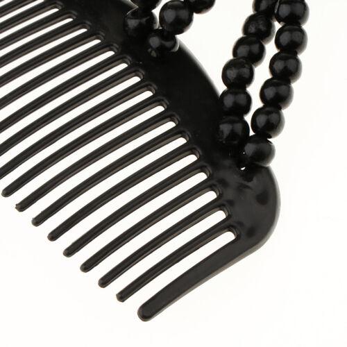 Damen Haarschmuck Haarklammer Haarspange Haarclip Einsteckkamm Frisurenhilfe