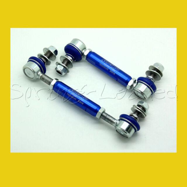 SUPERPRO Rear Anti Roll Bar Link Kit - Heavy Duty for Nissan GT-R R35 2009 On