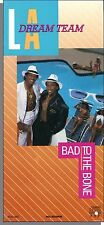 L.A. Dream Team - Bad To The Bone - New 1987 Long Box MCA Rap CD!