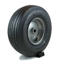 One 13x5.00-6 Rib Tire & Wheel Rim Lawn Yard Cart Trailer Free Ship Kit-a8