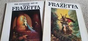 The-Fantastic-Art-Of-Frank-Frazetta-Vol-1-amp-2-1976