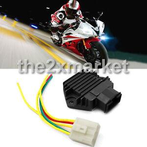 Image Is Loading Regulator Rectifier Voltage Fit Honda CBR600 F2 F3