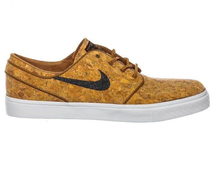Nike ZOOM STEFAN JANOSKI ELITE Ale Brown noir blanc Discount (552) homme chaussures