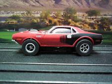 AUTO WORLD ~ '71 Plymouth HEMI Cuda ~ New in Jewel Case ~ ALSO FITS AFX, JL, AW