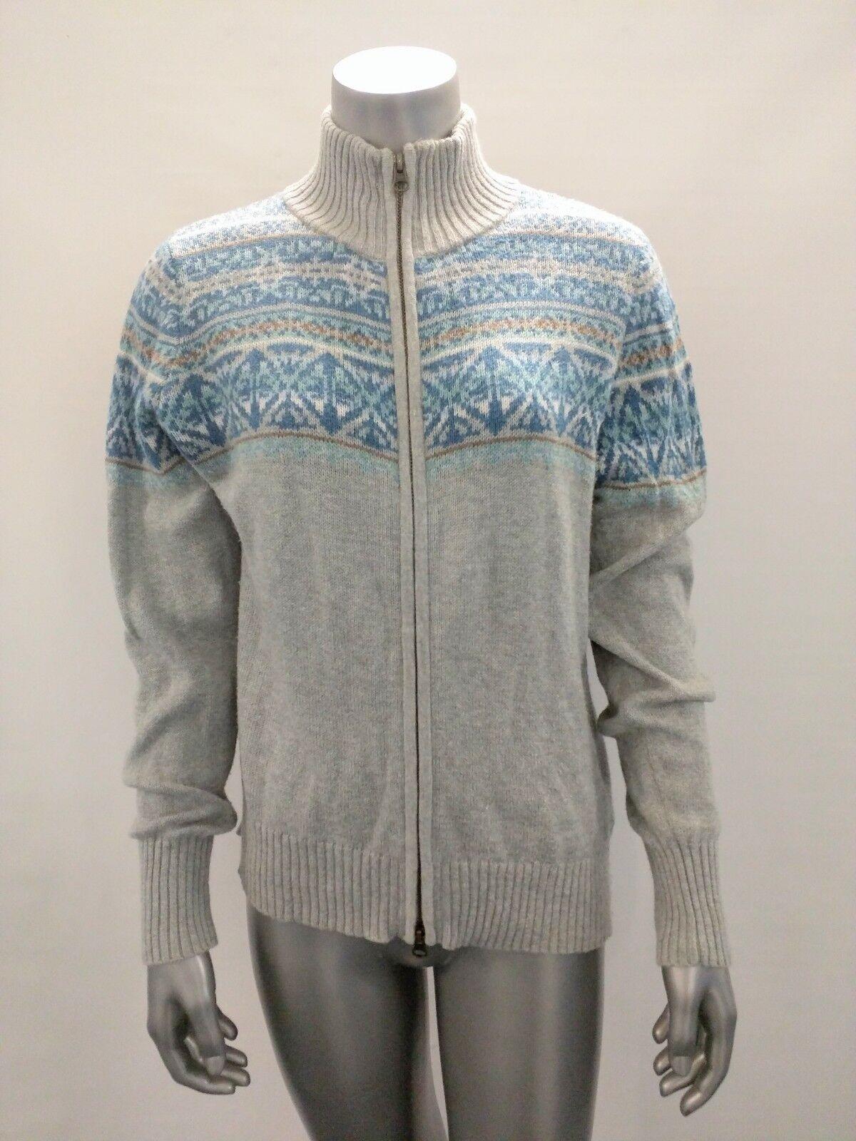 EDDIE BAUER womens sweater PETITE LARGE