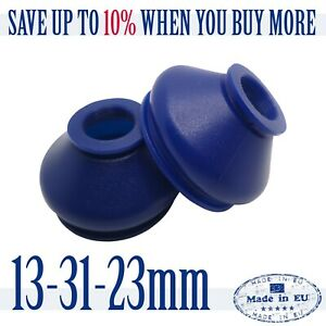2-X-UNIVERSAL-Dust-Boot-Silicone-13-31-23-Track-Rod-End-and-Ball-Joint-Boots