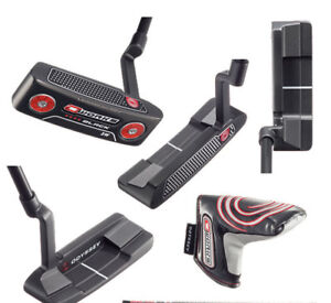 Odyssey-0-Works-Black-2W-Putter-34-Inches-RH-Chrome-Shaft-NEW-10653