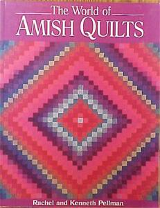 The-World-of-Amish-Quilts-Book-Pellman-1998-Quilting