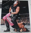 Sting Signed WWE 16x20 Photo PSA/DNA COA Picture The Icon Auto'd WCW w Bret Hart