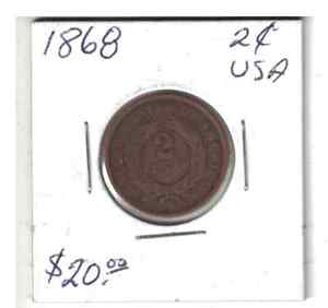 1868-United-States-2-cents