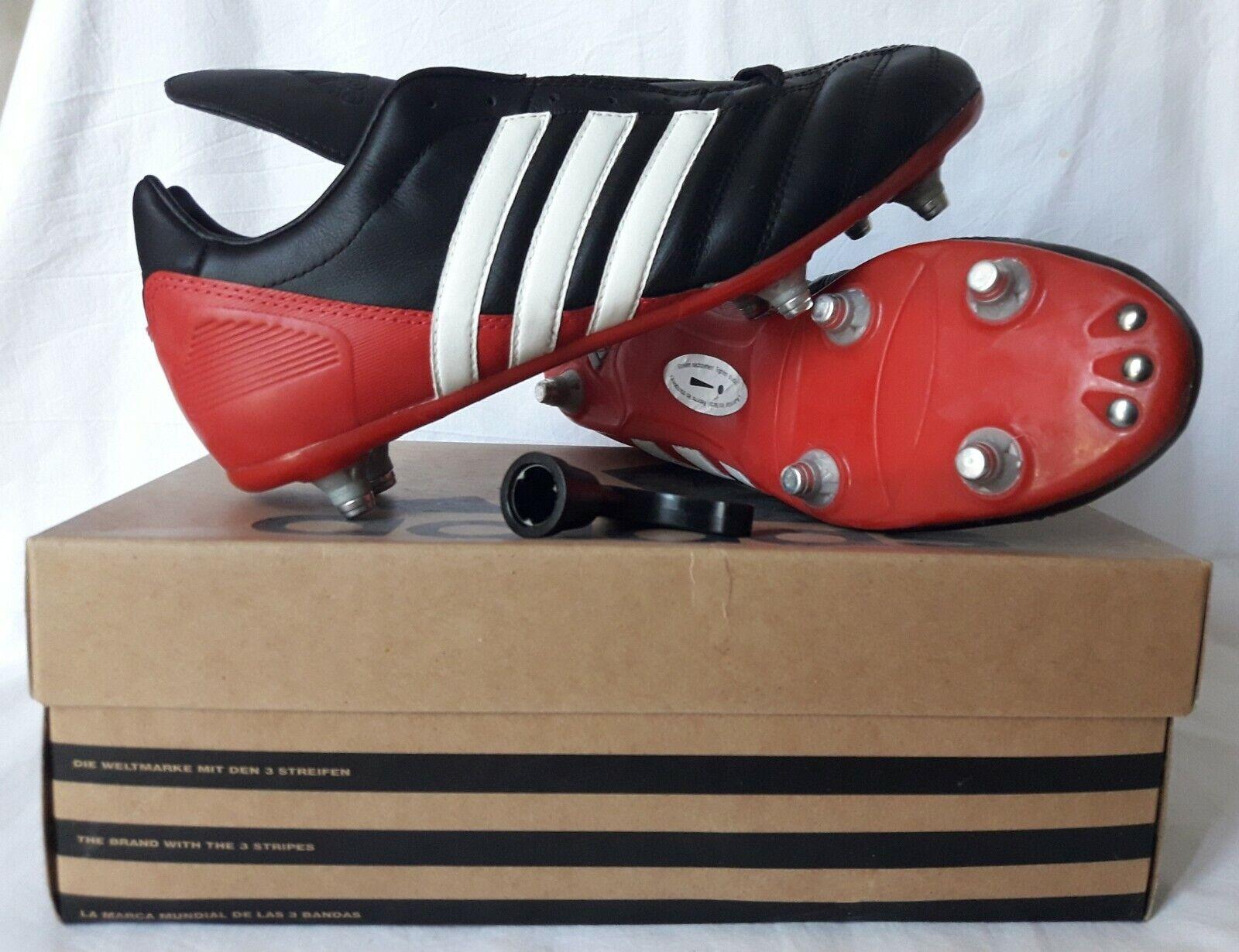 Adidas Projoator Mania Manado Sg Fútbol Zapatos Botines de fútbol, EE. UU. 9 Reino Unido 8.5