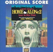 HOME ALONE 2: LOST IN NEW YORK Soundtrack Score CD John Williams RARE  *MINT LN*