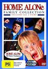 Home Alone Collection (DVD, 2009, 4-Disc Set)