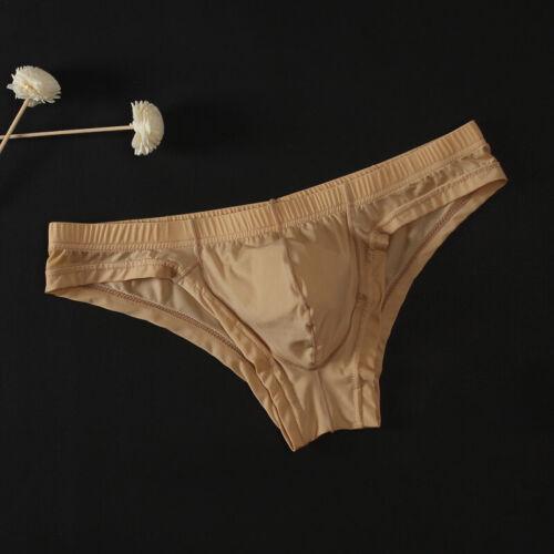 Pouch Underpants Briefs Underwear Shorts Panties Transparent Breathable Bulge