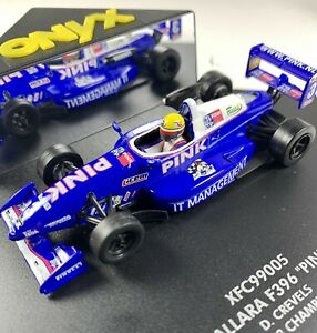 Onyx 1/43 Scale XFC99005 Dallara-Opel F396 PINK D.CREVELS Italian F3 Champ 1998