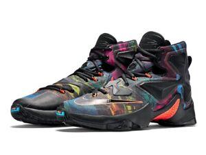 Nike-Lebron-James-13-XIII-Akronite-Philosophy-Multi-Color-Men-039-s-Size-11-NWOT-NEW