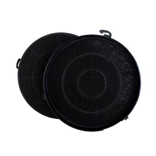 TIPO 6 FILTRO 2 filtri carboni attivi diametro 17 cm coppia FALMEC N