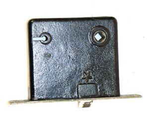 Antique Russwin Mortise Lock Door Hardware Architectural Restoration 370 Brass