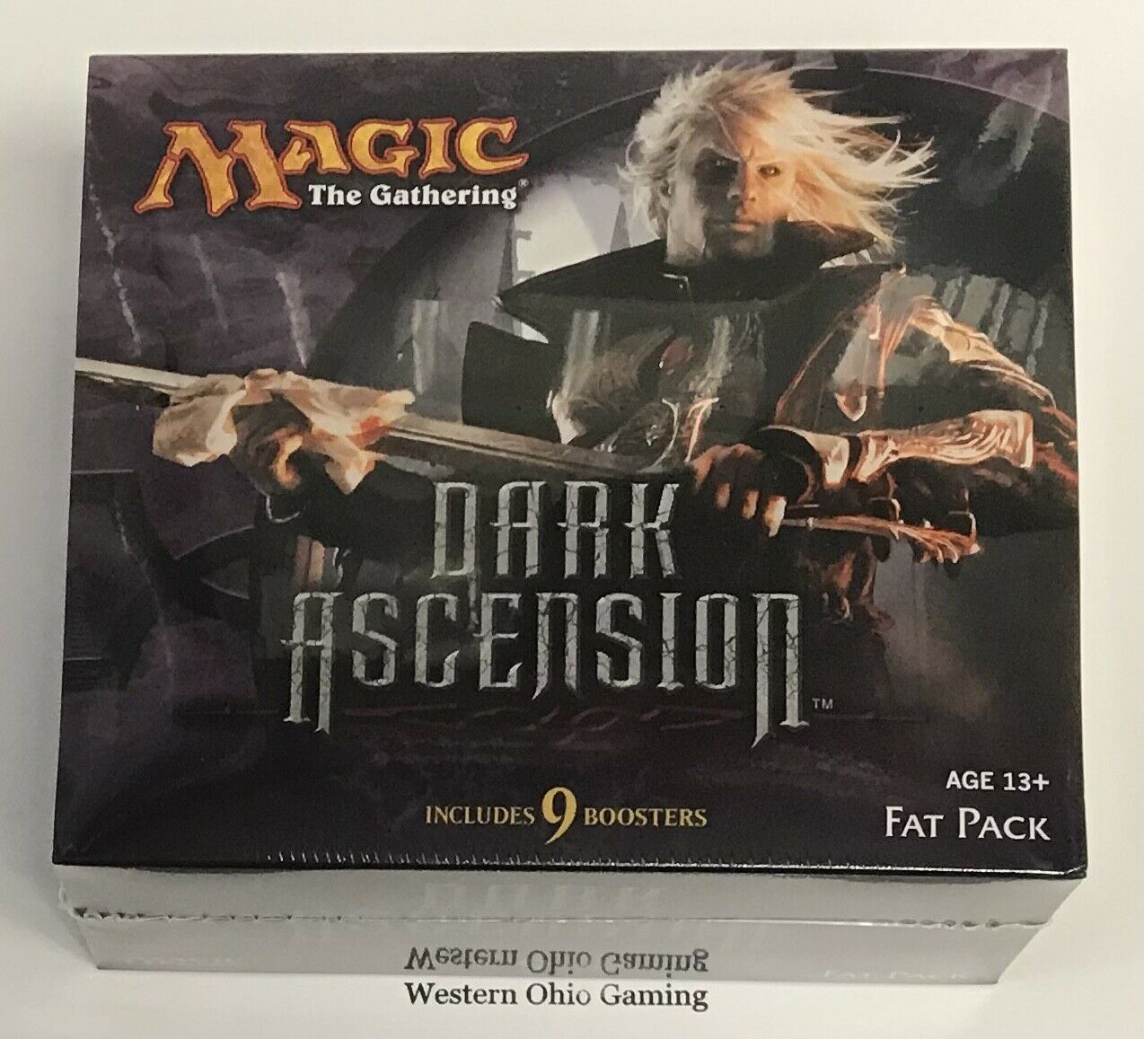 Magic MTG Dark Ascension Fat Pack Sealed English