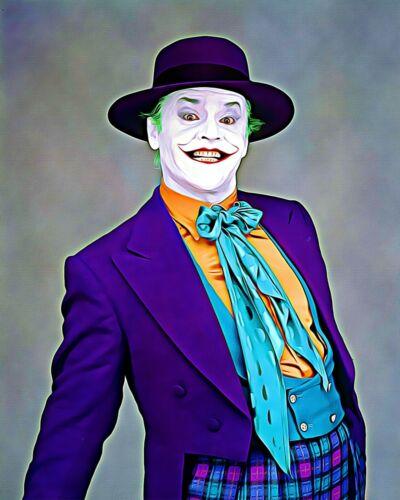 1a Van-Go Paint-By-Number Kit Jack Nicholson as the Joker