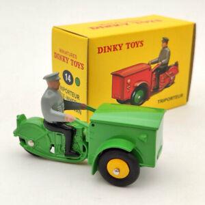 1/43 DeAgostini Dinky Toys 14 Triporteur Three Wheeled Delivery VAN Diecast