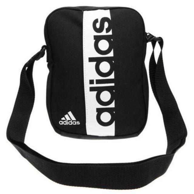 90fbbbe45fce adidas Unisex Training Linear Mini Bag Performance Graphic Organizer ...
