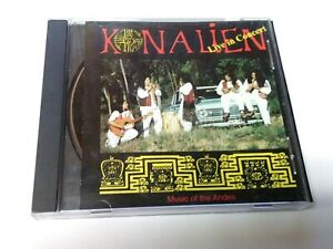 Konalien-Live-In-Concert-Music-Of-The-Andes-CD-1996