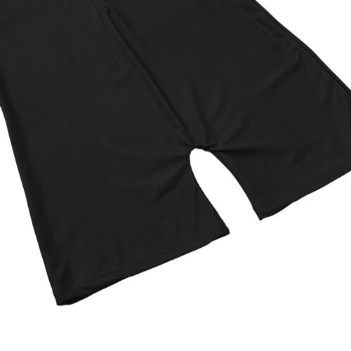 Men Wrestler Singlet Leotard Boxer Bodysuit Jumpsuit Clubwear Underwear Shorts