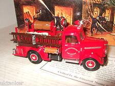 Raro Matchbox YFE17 1939 Bedford Bomba & Manguera Camión Modelo Fundido