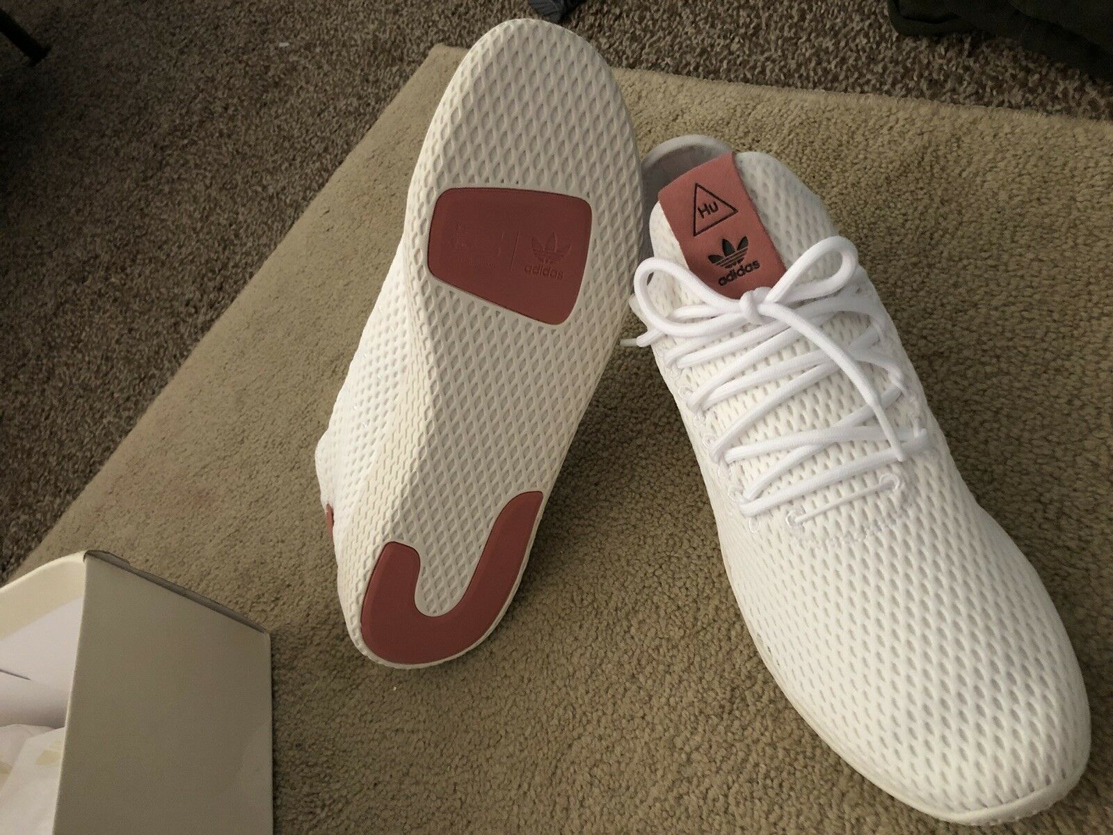 nouvelle foi foi nouvelle adidas originaux pharrell williams au tennis hu